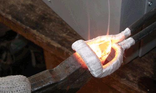 Индукционные нагреватели своими руками для пайки резцов